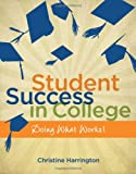 Student Success in College: Doing What Works! (Textbook-specific CSFI)