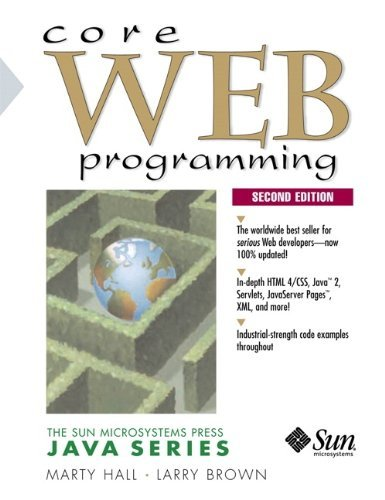 Core Web Programming (Core Series)
