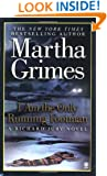 I Am the Only Running Footman (Richard Jury Mystery)