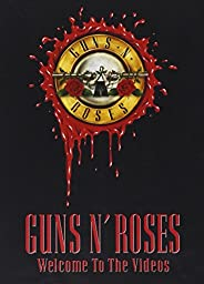 Guns N\' Roses - Welcome to the Videos (Keep Case)