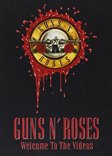 DVD : Guns N' Roses - Welcome to the Videos (DVD)