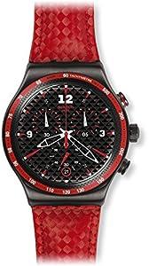 Watch Swatch Irony Chrono YVM401 ROSSO FUOCO
