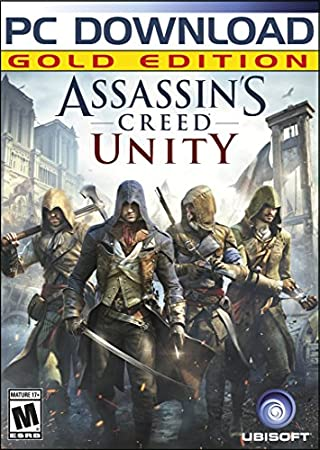 Assassin's Creed Unity Gold Edition [Online Game Code]