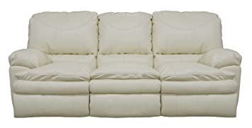 CatNapper Perez Reclining Sofa - Ice 4141-Ice