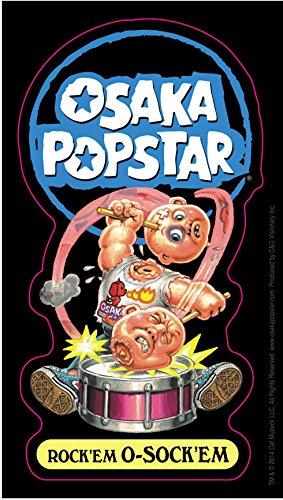 C&D Visionary Osaka Popstar Rock 'Em O-Sock 'Em Sticker