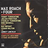 Max Roach + Four. Complete 1959-1960 Studio Recordings