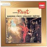 echange, troc  - Gounod : Faust (plus beaux extraits)