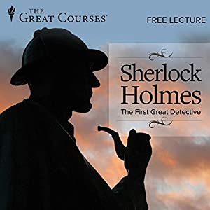 Free: Sherlock Holmes- The First Great Detective Audiobook