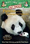Magic Tree House Fact Tracker #26: Pandas and Other Endangered Species: A Nonfiction Companion to Magic Tree House #48: A Perfect Time for Pandas (A Stepping Stone Book(TM))