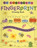 img - for Ed Emberley's Fingerprint Drawing Book   [EE FINGERPRINT DRAWING BK] [Prebound] book / textbook / text book