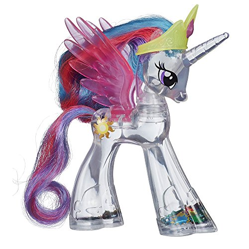 My Little Pony Rainbow Shimmer Princess Celestia Pony Figure - 1