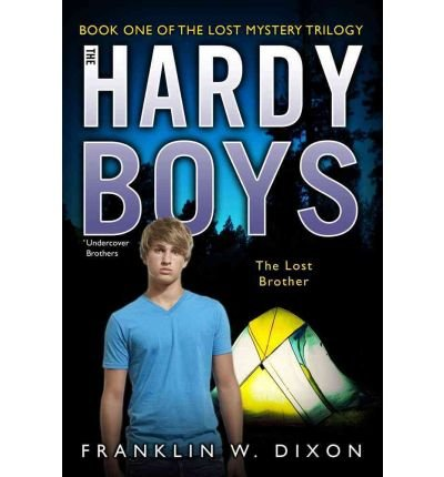 -lost-brother-hardy-boys-undercover-brothers-aladdin-35-bydixon-franklin-w-authorpaperback