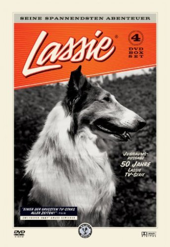 Lassie Collection - Volume 2 [4 DVDs]