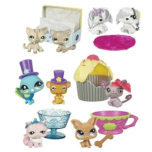 Littlest Pet Shop Pairs and Portables Wave 1 - Buy Littlest Pet Shop Pairs and Portables Wave 1 - Purchase Littlest Pet Shop Pairs and Portables Wave 1 (Hasbro, Toys & Games,Categories,Toy Figures & Playsets)