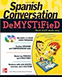 Product 0071627073 - Product title Spanish Conversation Demystified with Two Audio CDs