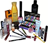25pc Lancome Loreal Maybelline Rimmel, Makeup, Skin Care & Perfume Gift Set