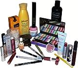 25pc Lancome Loreal Maybelline Rimmel, Makeup, Skin Care & Perfume Gift Set
