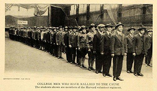 1916-print-harvard-college-men-world-war-i-students-original-halftone-print