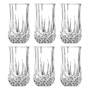 Buy arc international cristal d 39 arques longchamp diamax hi for Arc decoration arques