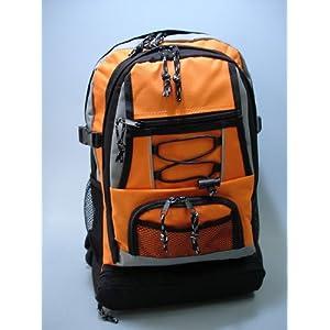 VIAGGIO 多機能 ディバック リュック 7077 オレンジ色