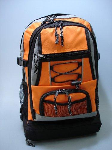 【VIAGGIO】多機能 ディバック リュック【7077】 オレンジ色 【非常用持ち出し袋】【防災リュック】【避難袋】【防災袋】【非常袋】【避難】【防災用品】【デイバッグ】