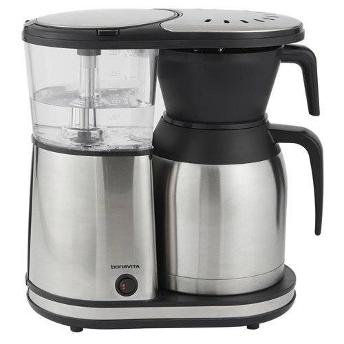 Great Deal! BV1900TS - Bonavita 8-cup Coffee Brewer with Stainless Steel Thermal Carafe