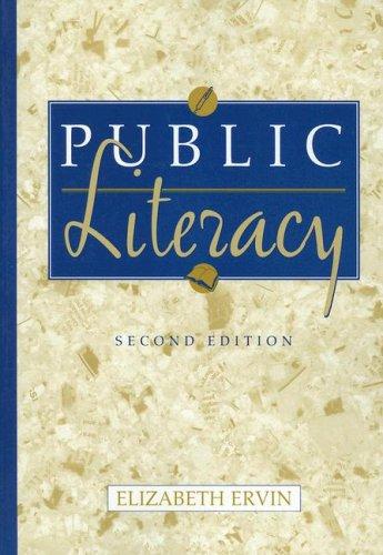 Public Literacy (2nd Edition)