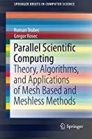 Parallel Scientific Computing Front Cover