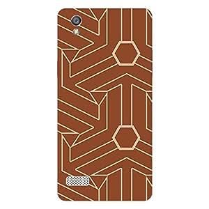 Garmor Designer Silicone Back Cover For OPPO A31
