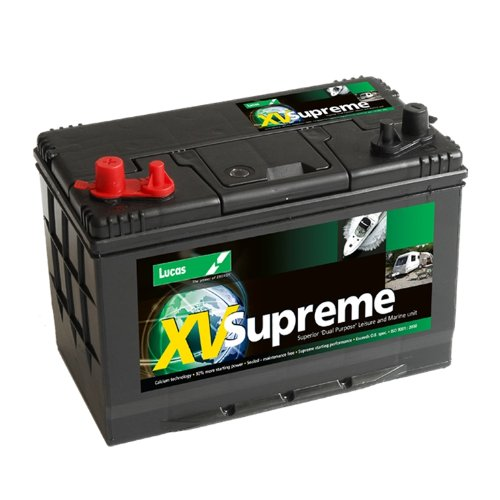 Leisure Battery 12v-110Ah Lucas LX31MF