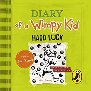 Diary of a Wimpy Kid: Hard Luck Audiobook