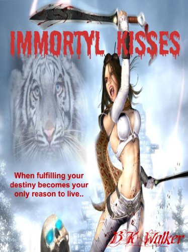 Review: Immortyl Kisses by BK Walker