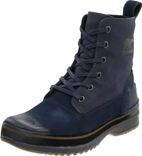 Sorel Men's Woodbine Surplus NM1783 Boot,Total Eclipse,10 M US