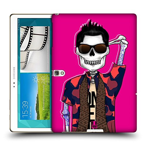 Head Case Designs Tattooed Hunk Swank Skulls Protective Snap-on Hard Back Case Cover for Samsung Galaxy Tab S 10.5 LTE T805 WIFI T800