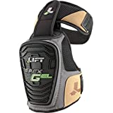 LIFT Safety Apex Gel Knee Guard (Black, One Size)