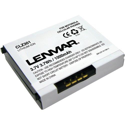 Lenmar CLZ301 Cellular Phone Battery for Motorola v710, e815 and a840