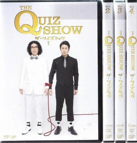 ザ・クイズショウ  (全4巻) [マーケットプレイス DVDセット商品]