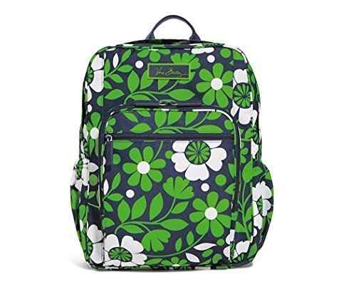 Vera Bradley Women's Lighten Up Medium Backpack Lucky You Backpack