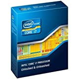 Intel Processeur Core i7 3820 / 3.60 GHz 4 coeurs LGA 2011 Socket 10 Mo Cache Version bo�tepar Intel