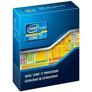 Intel Core i7-3820 Quad-Core Processor 3.6 GHz 10 MB Cache LGA 2011 - BX80619I73820