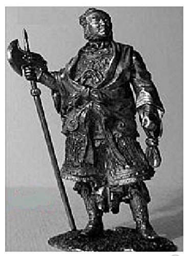 TIN MINIATURES CHINESE WARLORD 54MM H6 /ITEM#G839GJ UY-W8EHF3184170 (Lord Of D Tin compare prices)