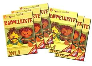 Rappelkiste No.1-No.6 - Spezial Bundle (6DVDs)
