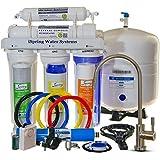 Système de filtrage d'eau à osmose inverse à 5 étapes 75GPD, meilleure vente d'iSpring, Modèle RCC7