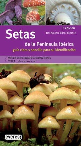 SETAS DE LA PENINSULA IBERICA