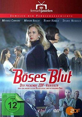 Böses Blut - Der packende ZDF-Vierteiler (2 DVDs) Fernsehjuwelen