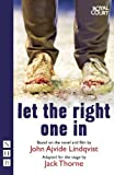 img - for By Jack Thorne Let the Right One In [Paperback] book / textbook / text book