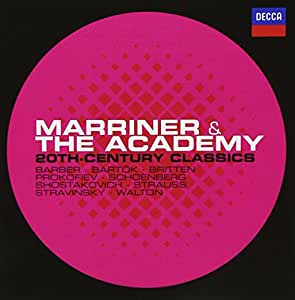Marriner & The Academy - 20th Century Classics (10 CD)