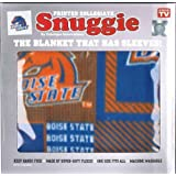 Printed Collegiate Boise State Snuggie The Blanket That Has Sleeves! As Seen On TV ~ Boise State University...