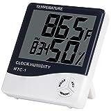 Anpro Thermo-Hygrometer Luftfeuchtigkeit Messen...