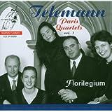 Telemann Paris Quartet Vol.3  [Hybrid SACD]by Jennifer Morsches